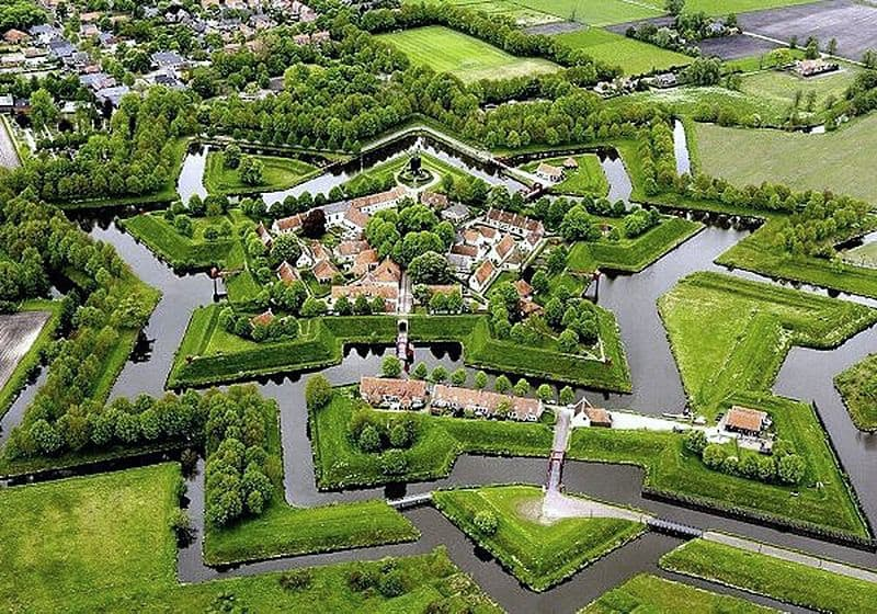 Bourtange - Best Day Trips From Amsterdam