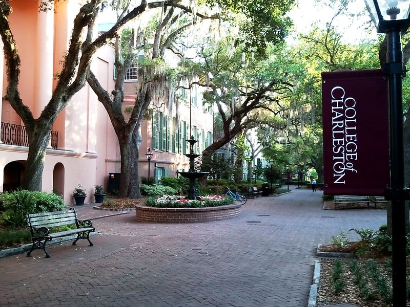 College of Charleston - Things to Do in Charleston, South Carolina