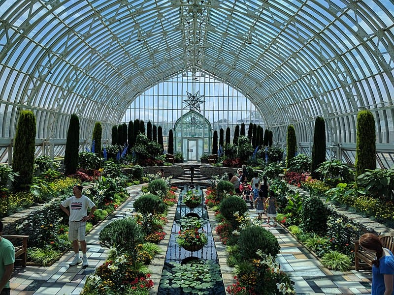 Como Park Zoo and Marjorie McNeely Conservatory- Free Things to Do in Minneapolis, Minnesota