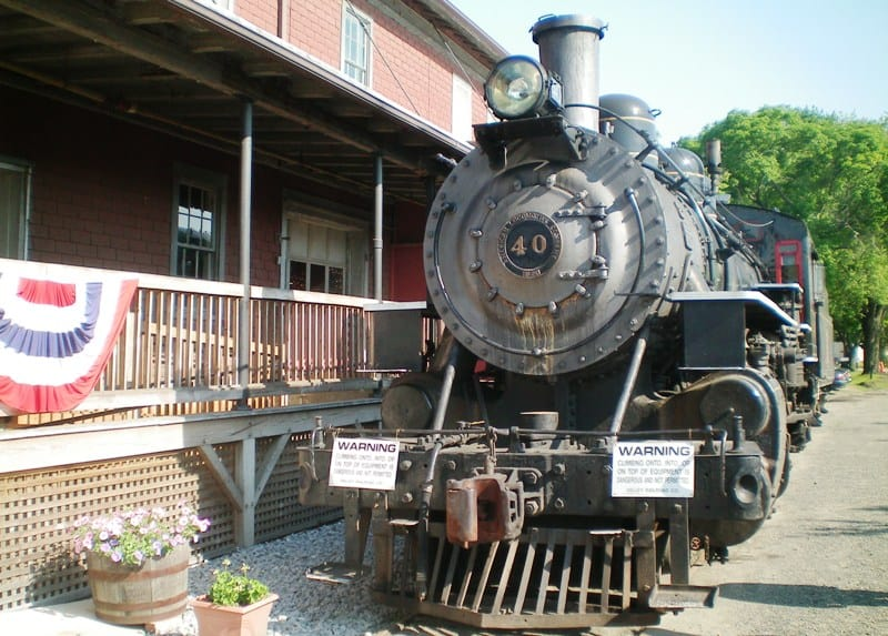 Essex Steam Train - Things to Do in Connecticut with Kids