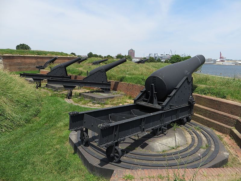 Fort McHenry National Monument - Free Things to Do in Baltimore Maryland
