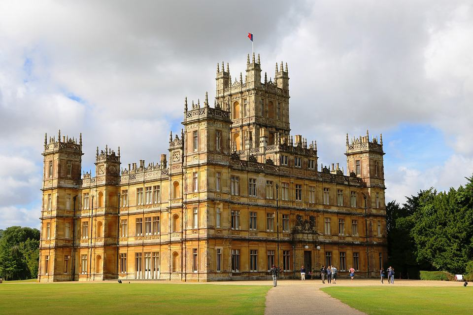 Highclere Castle - Best Castles to Visit in England