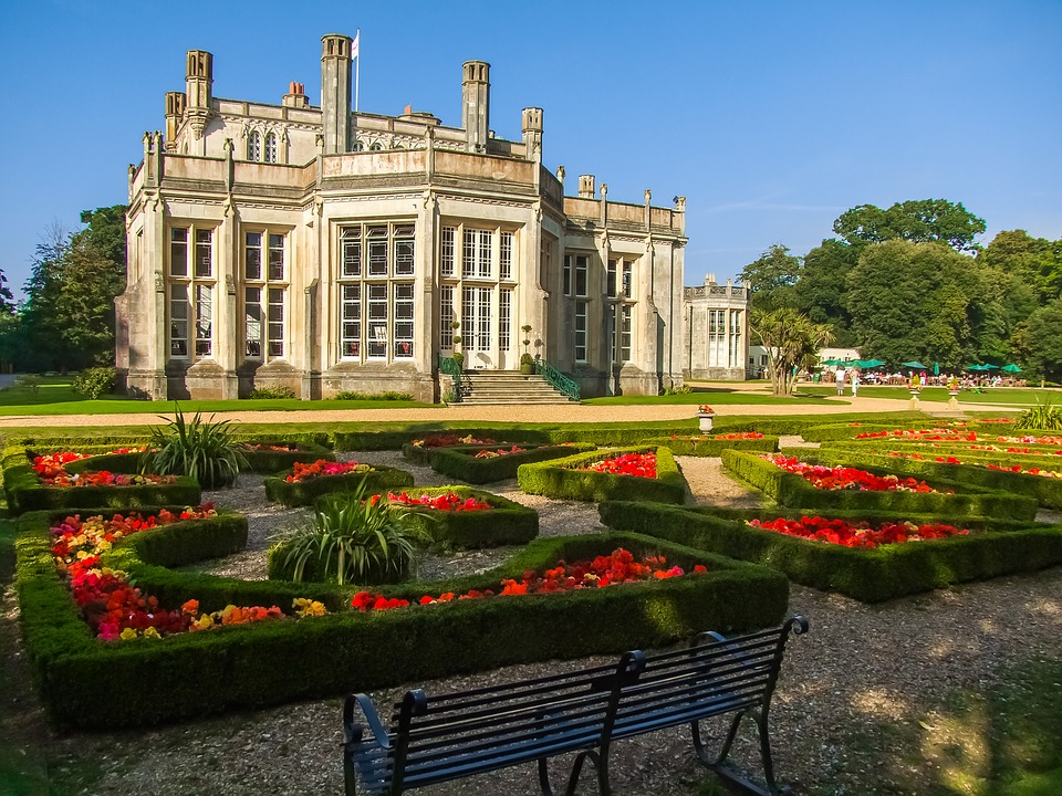 Highcliffe Castle - Best Castles to Visit in England