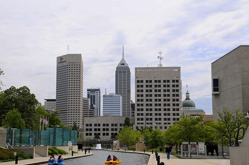 Indy Canal Walk- Top Things to Do in Indianapolis with Family