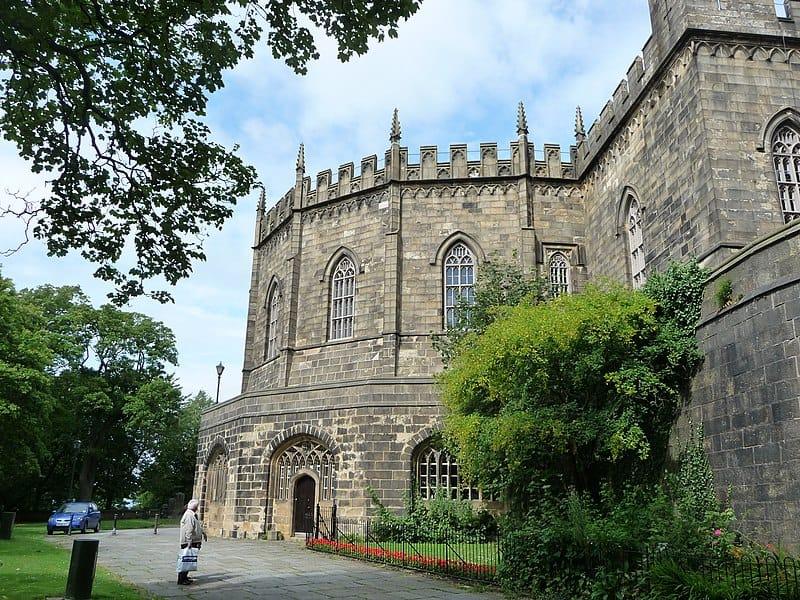 Lancaster Castle - Best Castles to Visit in England