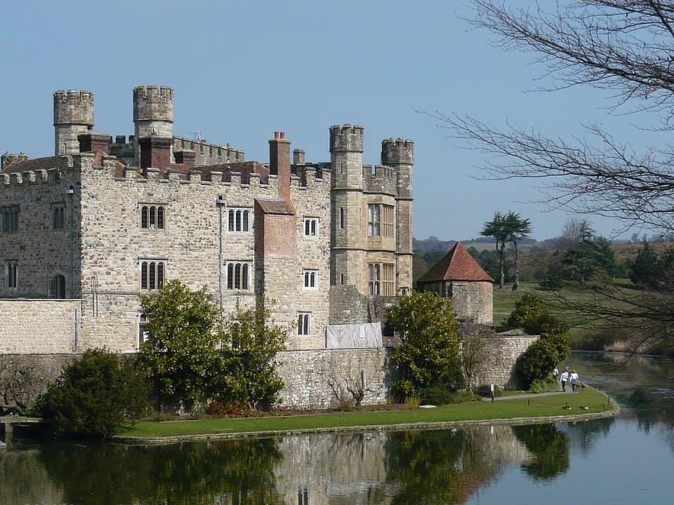 Leeds Castle - Best Castles to Visit in England