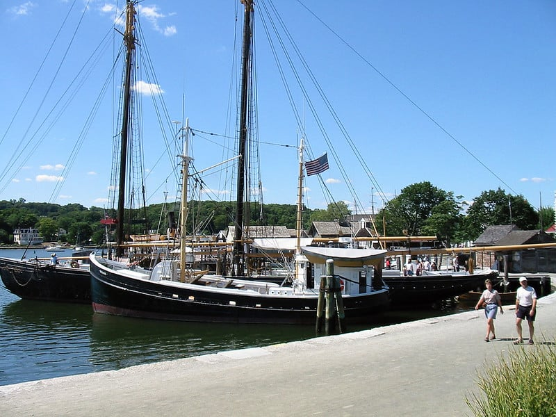 Mystic Seaport - Things to Do in Connecticut with Kids