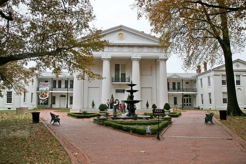 Old Arkansas State House