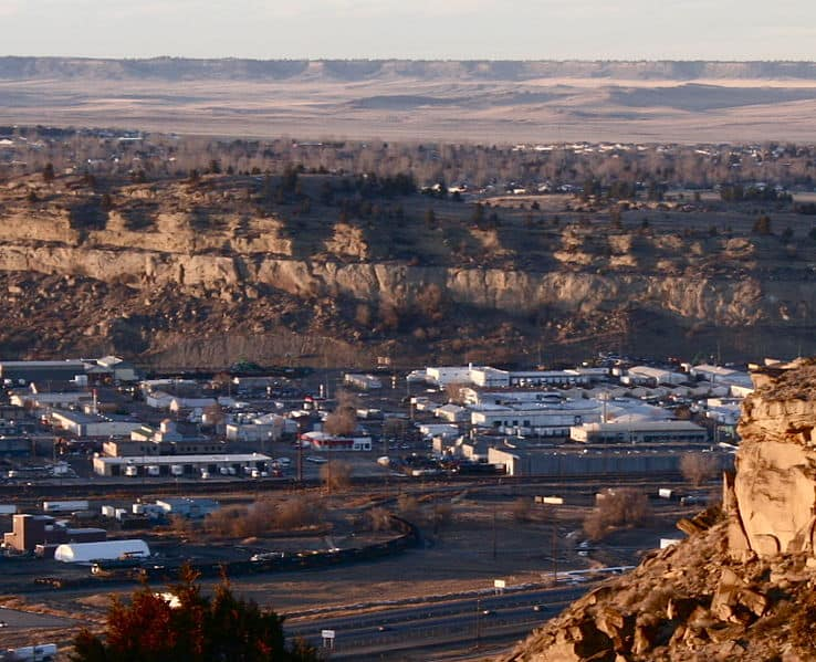 Rimrocks - Free Things to do in Billings, Montana