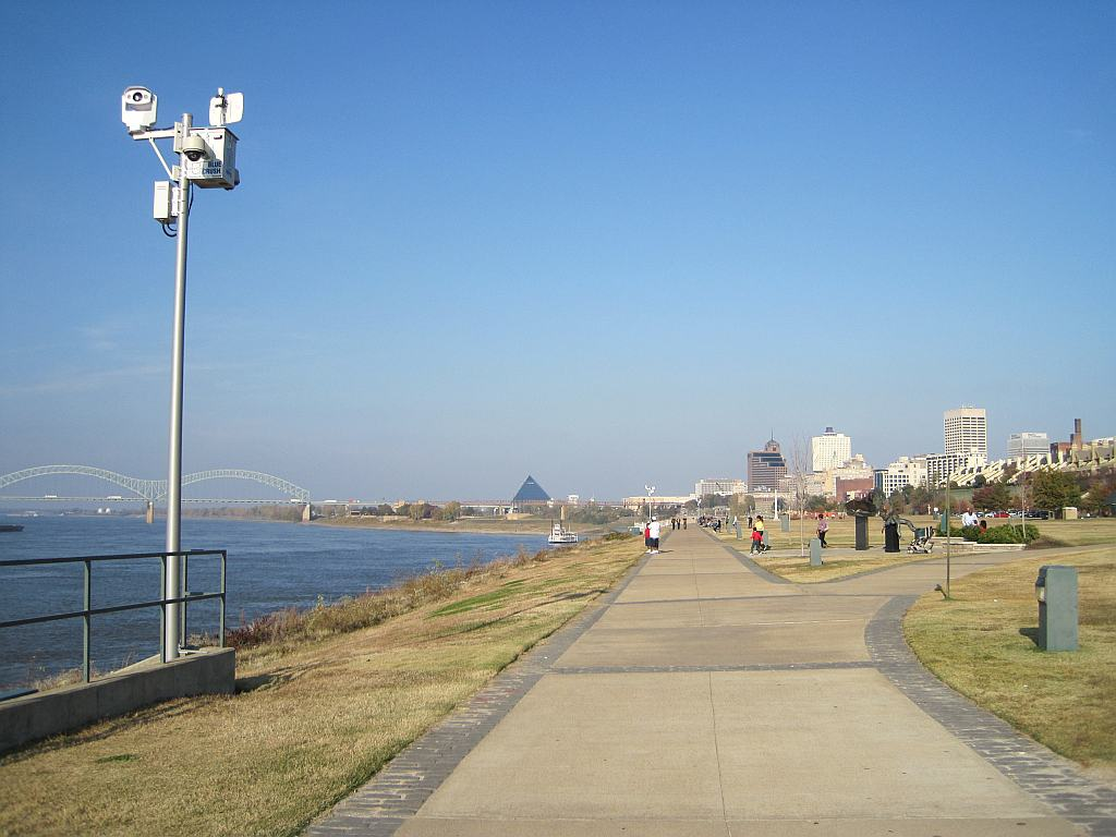 Tom Lee Park - Things to Do in Memphis, Tennessee