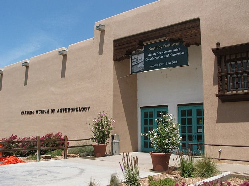 University of New Mexico Museums