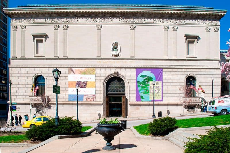 Walters Art Museum - Free Things to Do in Baltimore Maryland