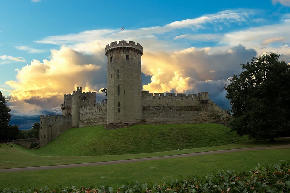 Warwick Castle - Best Castles to Visit in England