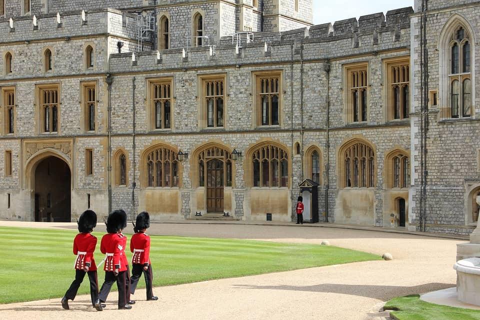 Windsor Castle - Best Castles to Visit in England