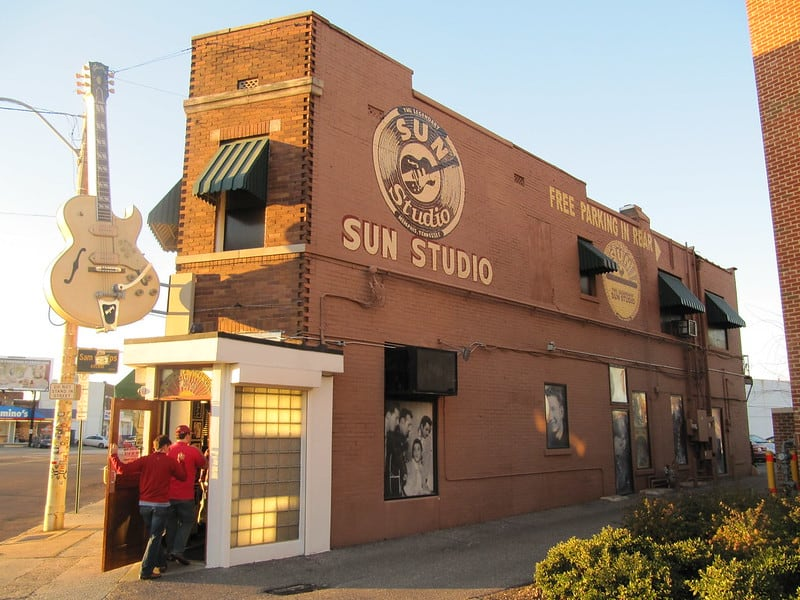 sun studio - Things to Do in Memphis, Tennessee