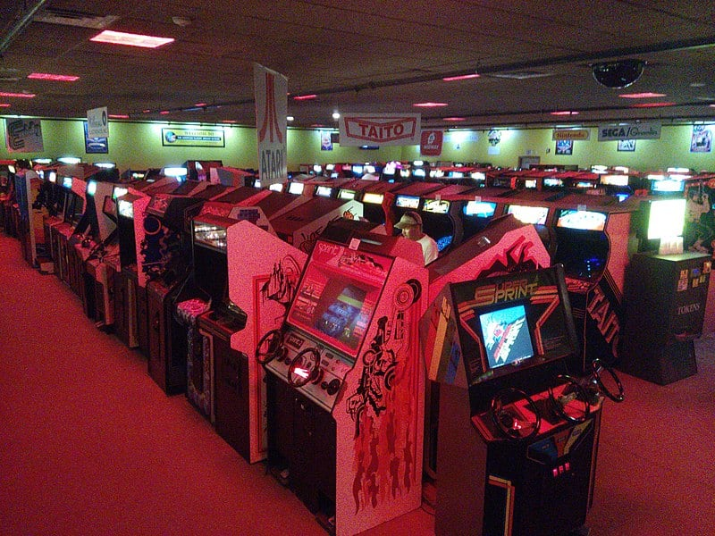American Classic Arcade Museum. New Hampshire