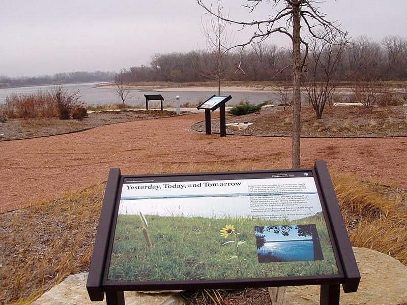 Lewis and Clark National Historic Trail Visitor Center - Omaha, Nebraska