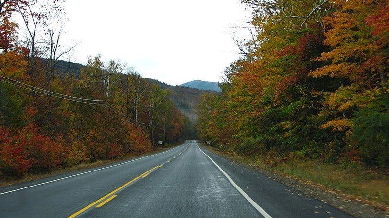 Take a Scenic Drive on the Kancamagus Highway