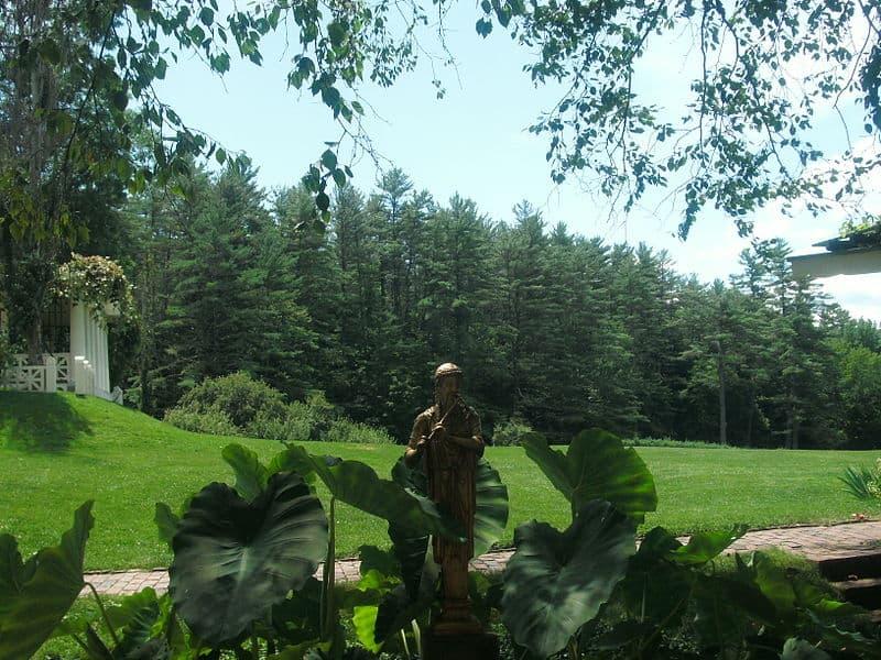 Visit the Saint-Gaudens National Historical Site