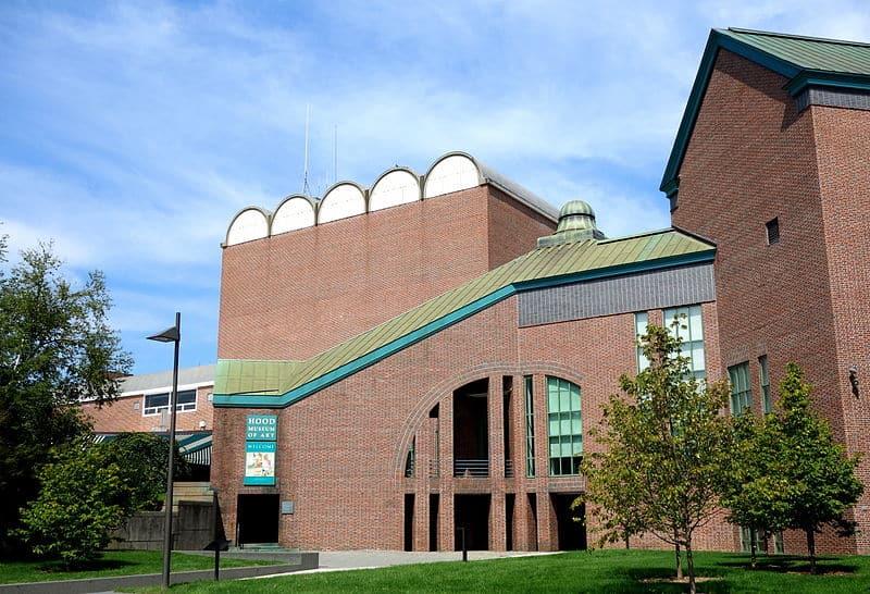 Wander Around the Hood Museum of Art at Dartmouth College