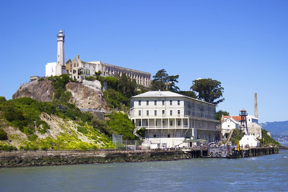 Alcatraz Island - Best Day Trips from San Francisco