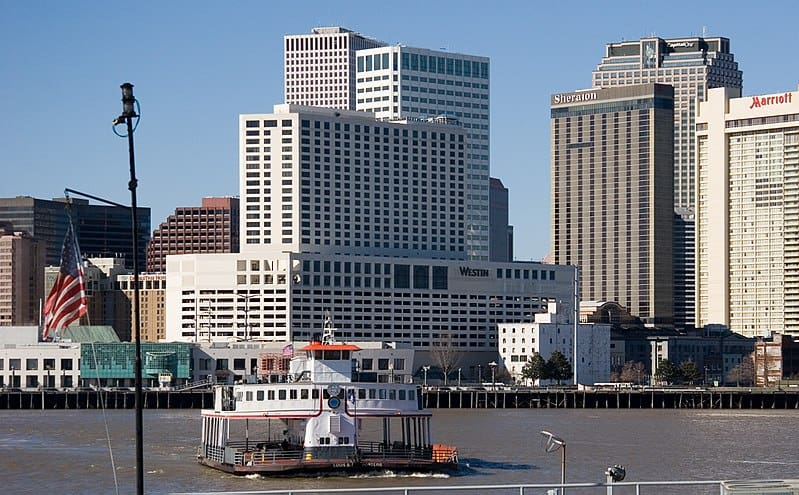 Algiers Ferry - Free Things to Do in New Orleans, Louisiana
