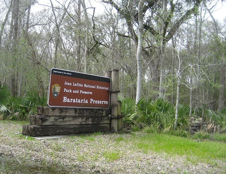 Barataria Preserve - Free Things to Do in New Orleans, Louisiana