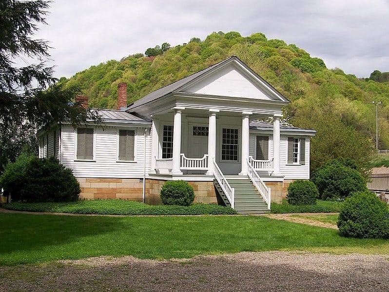 Craik-Patton House in Charleston, West Virginia