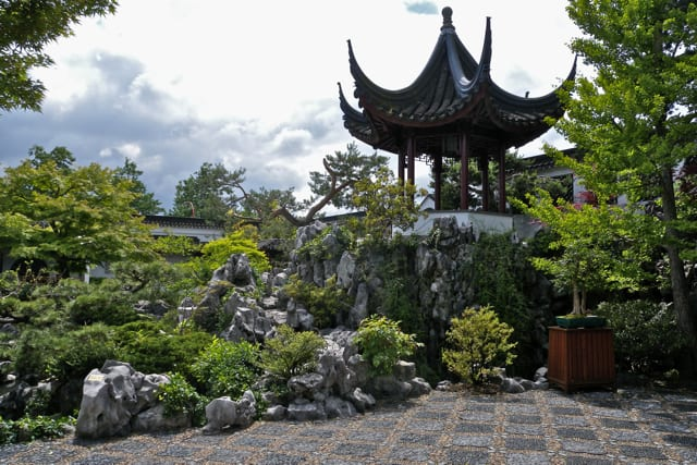 Dr. Sun Yat-Sen Chinese Garden- Best Things to Do in Vancouver (BC, Canada)