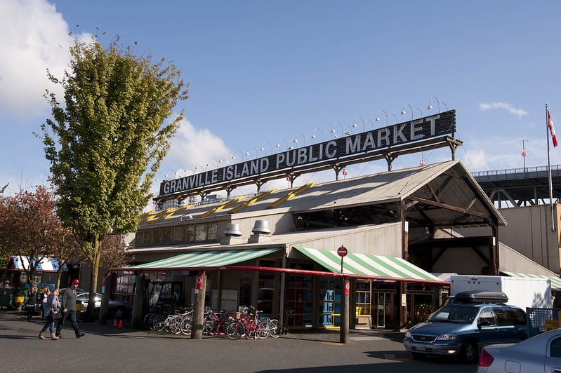 Granville Island- Best Things to Do in Vancouver (BC, Canada)