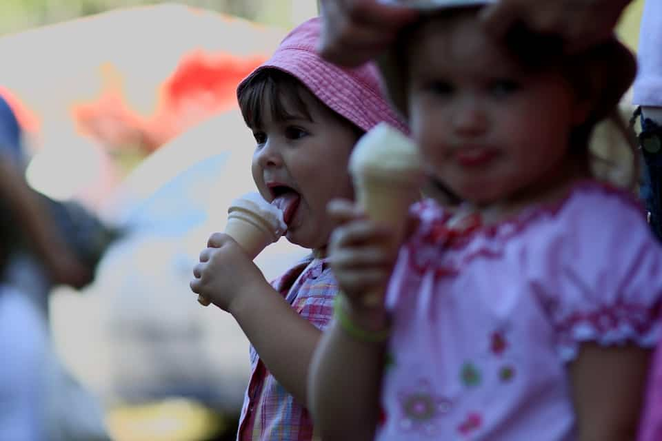 Ice Cream - Best Things to Do with Kids Near Me