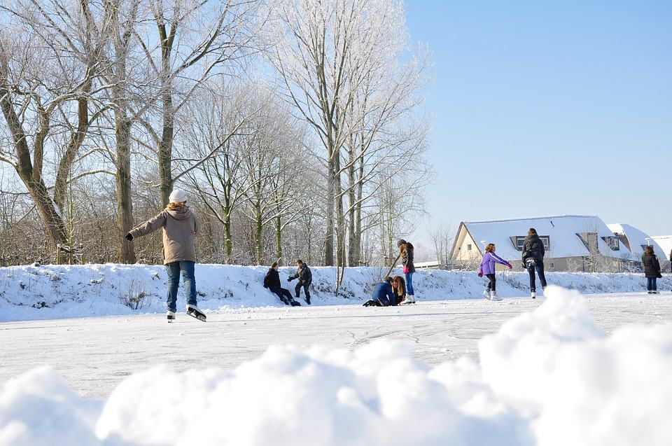 Ice Skating - Best Things to Do with Kids Near Me