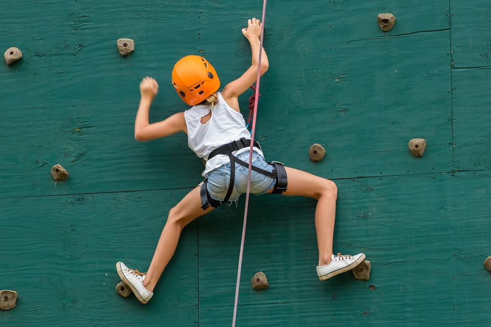 Indoor Rock Climbing - Best Things to Do with Kids Near Me
