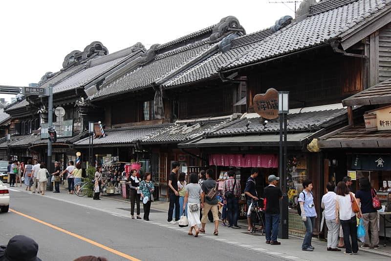 Kawagoe - Best Day Trips from Tokyo, Japan