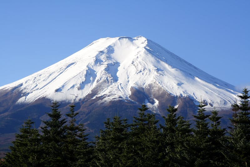 Mt Fuji - Best Day Trips from Tokyo, Japan