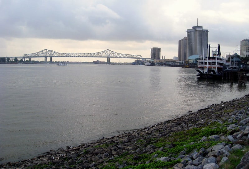 New Orleans - Mississippi River