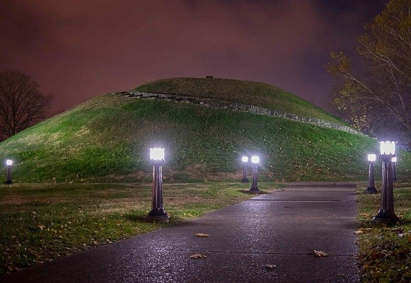 South Charleston Indian Mound
