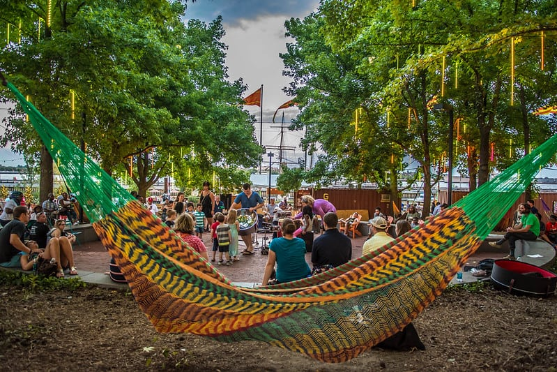 Spruce Street Harbor Park - Free Things to Do in Philadelphia, Pennsylvania