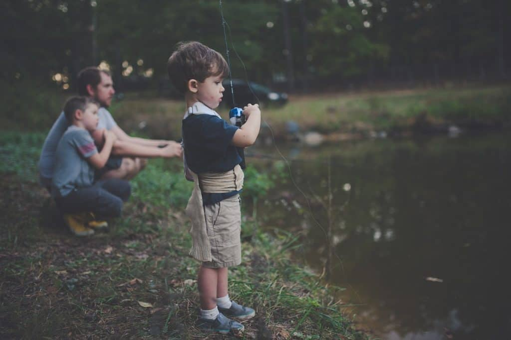 fishing - Best Things to Do with Kids Near Me