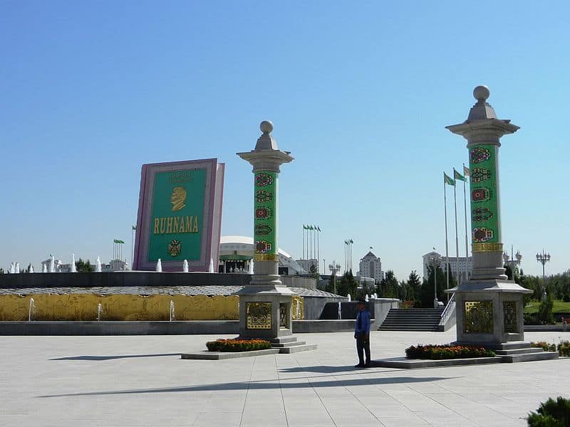 Ruhnama - Best Things to Do in Turkmenistan