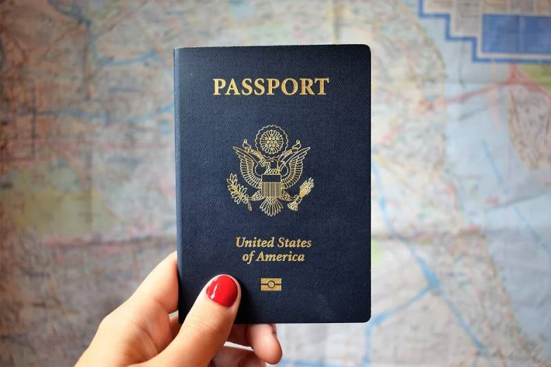 Passport - lose your USA passport in another country