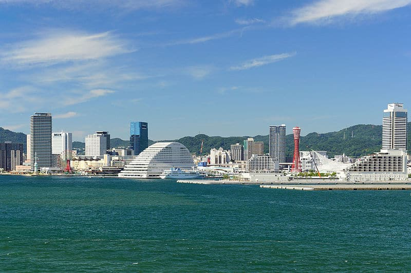 Port Island, Kobe - Man-Made Islands
