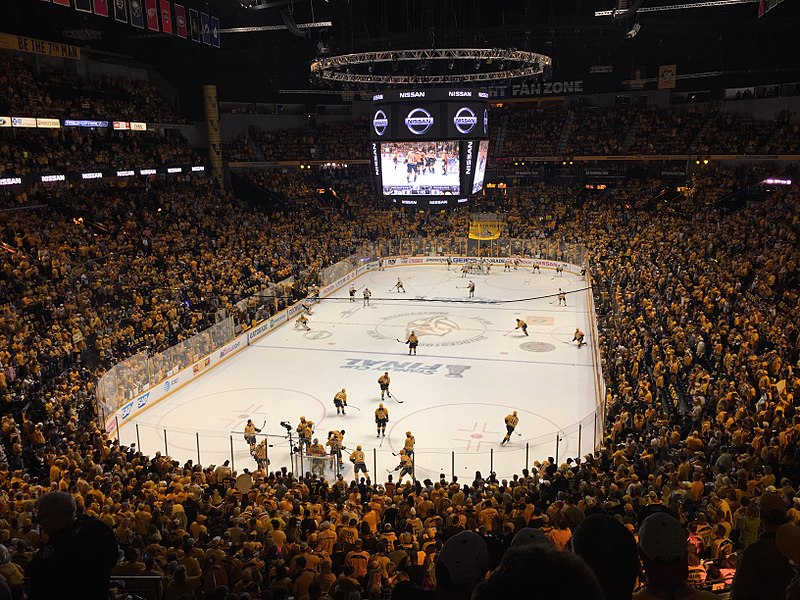 Bridgestone-Arena - Best Things to Do in Nashville, Tennessee