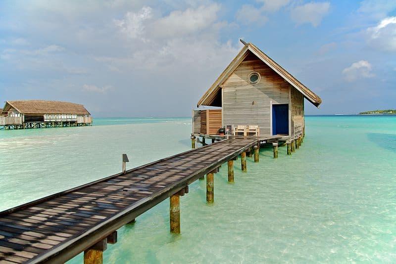 Cocoa Island Beaches