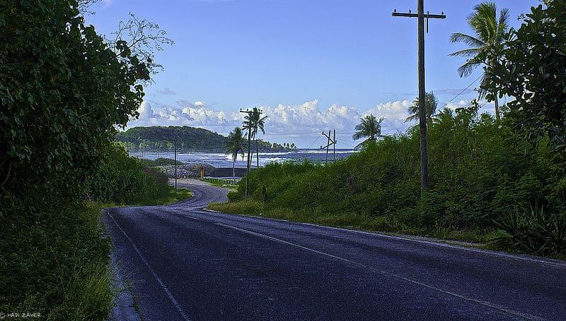 Ring Road - Nauru