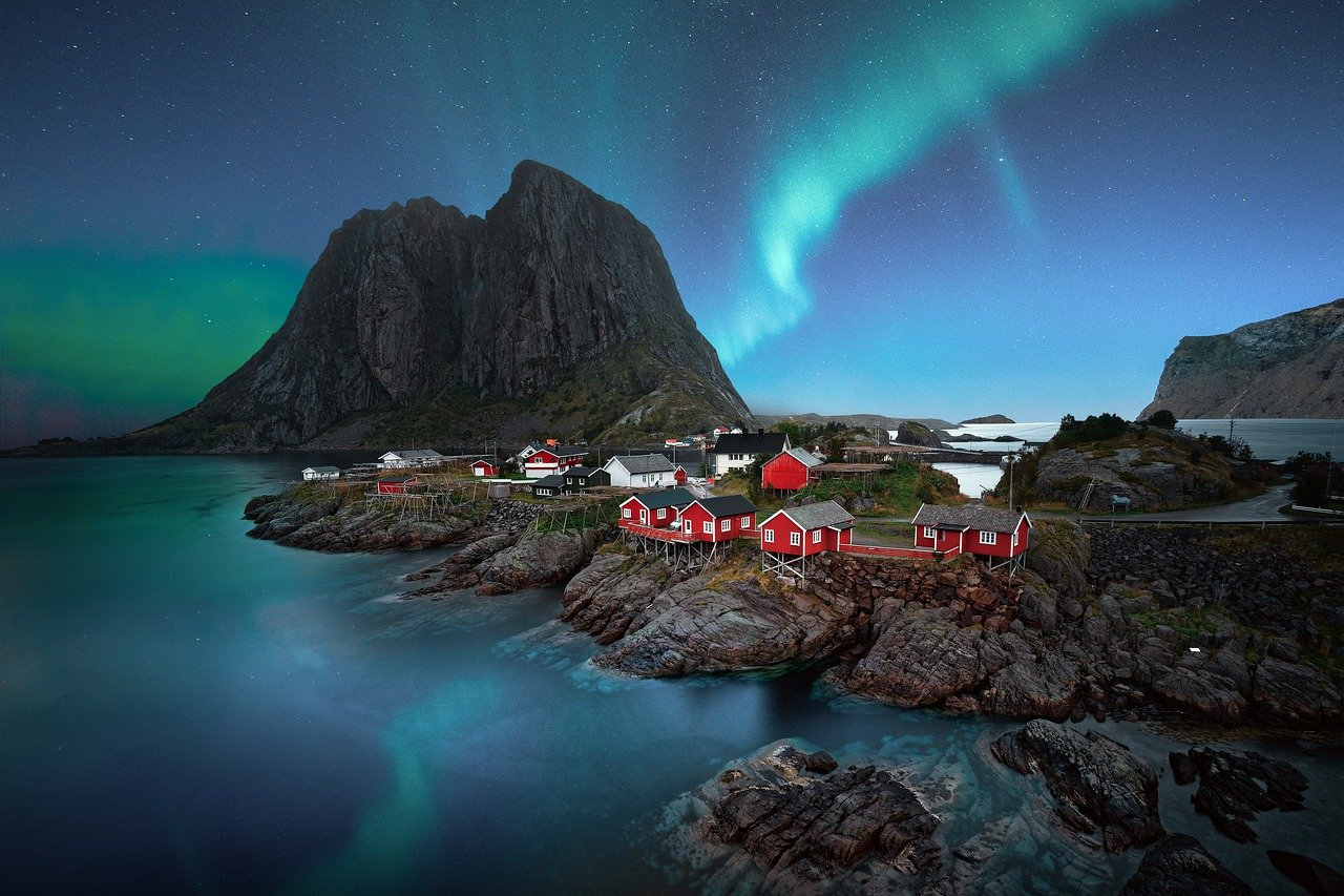 Guide For Traveling To Lofoten Islands, Norway
