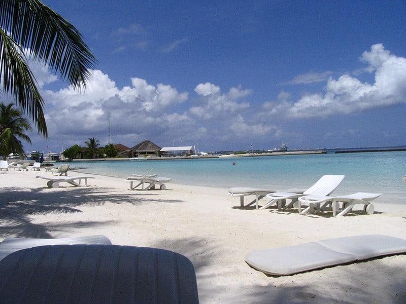 Kurumba Beach