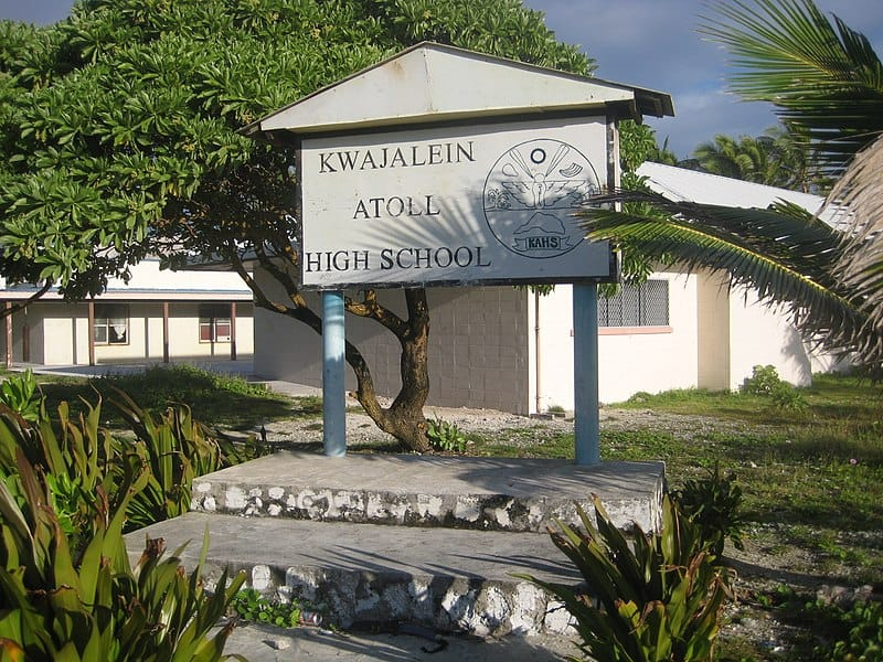 Kwajalein Atoll - Visiting Marshall Islands