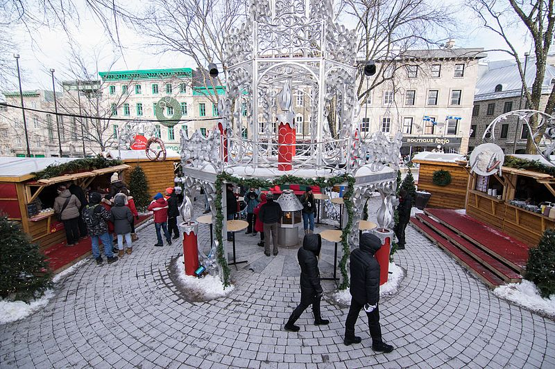 Quebec City - Best Places to Visit in Canada