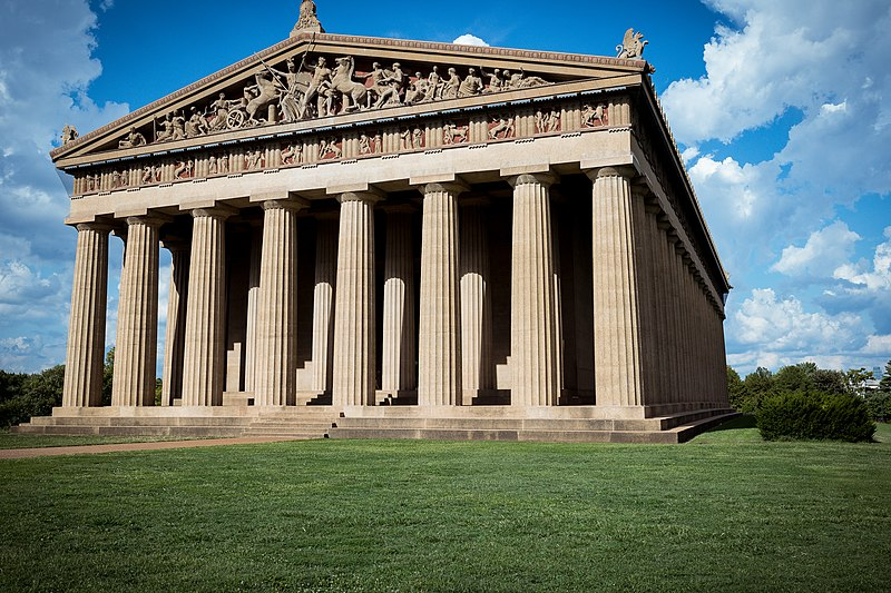 The-Parthenon - Best Things to Do in Nashville, Tennessee